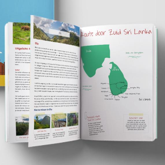 Reisgids Sri Lanka (e-book)