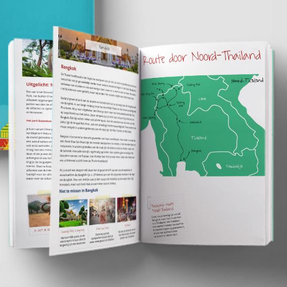 Reisgids Thailand (e-book)
