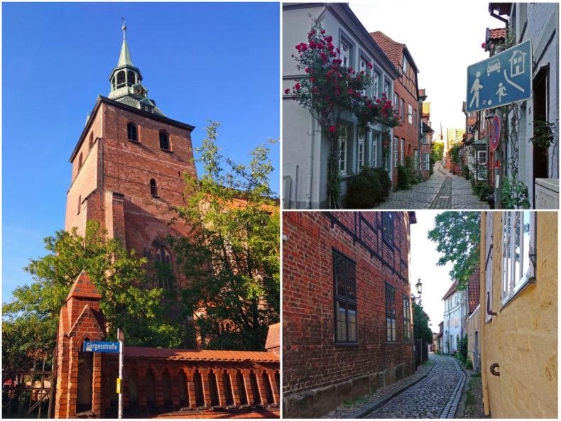 Leuke Duitse steden Luneburg