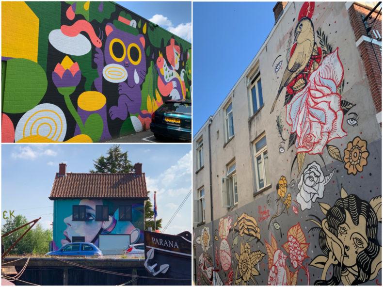 streetart breda bezienswaardigheden
