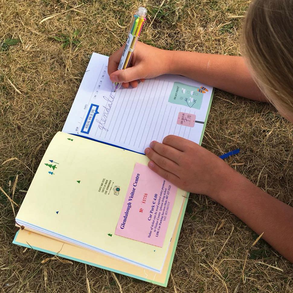 vakantiedagboek-kind