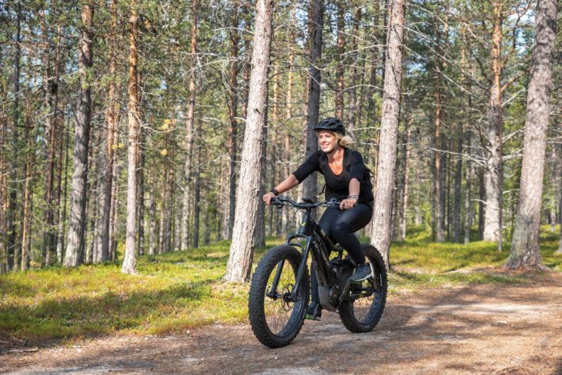 fatbike finland lapland