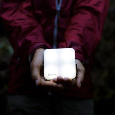 BioLite solar lampje