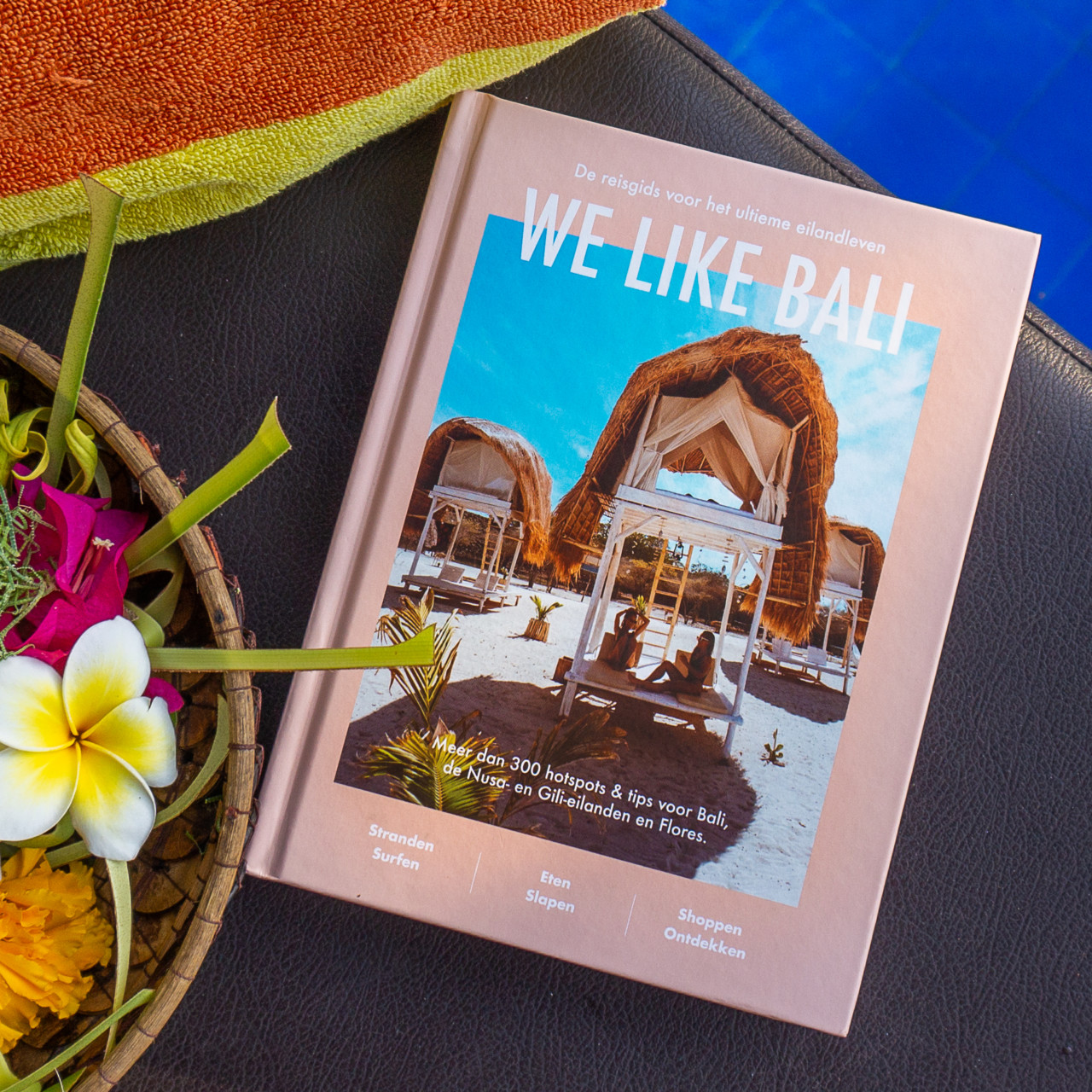 Boek 'We like Bali'