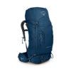 Osprey backpack kestrel 58 loch blue
