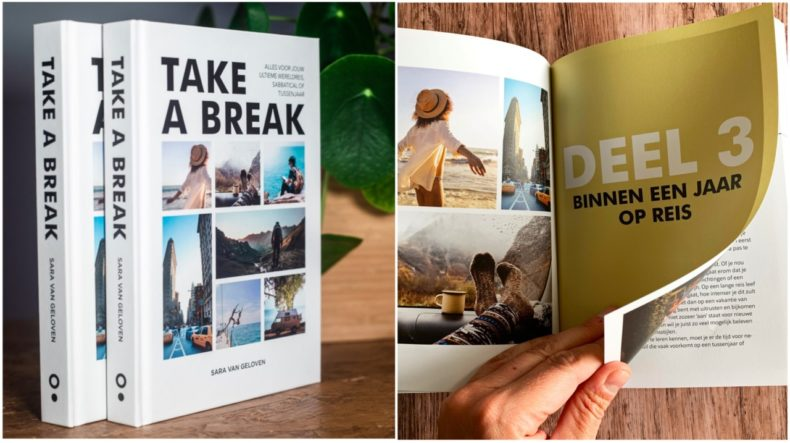 sara van geloven - take a break