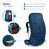 specificaties osprey kestrel