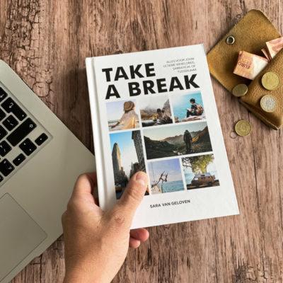 take a break sara van geloven