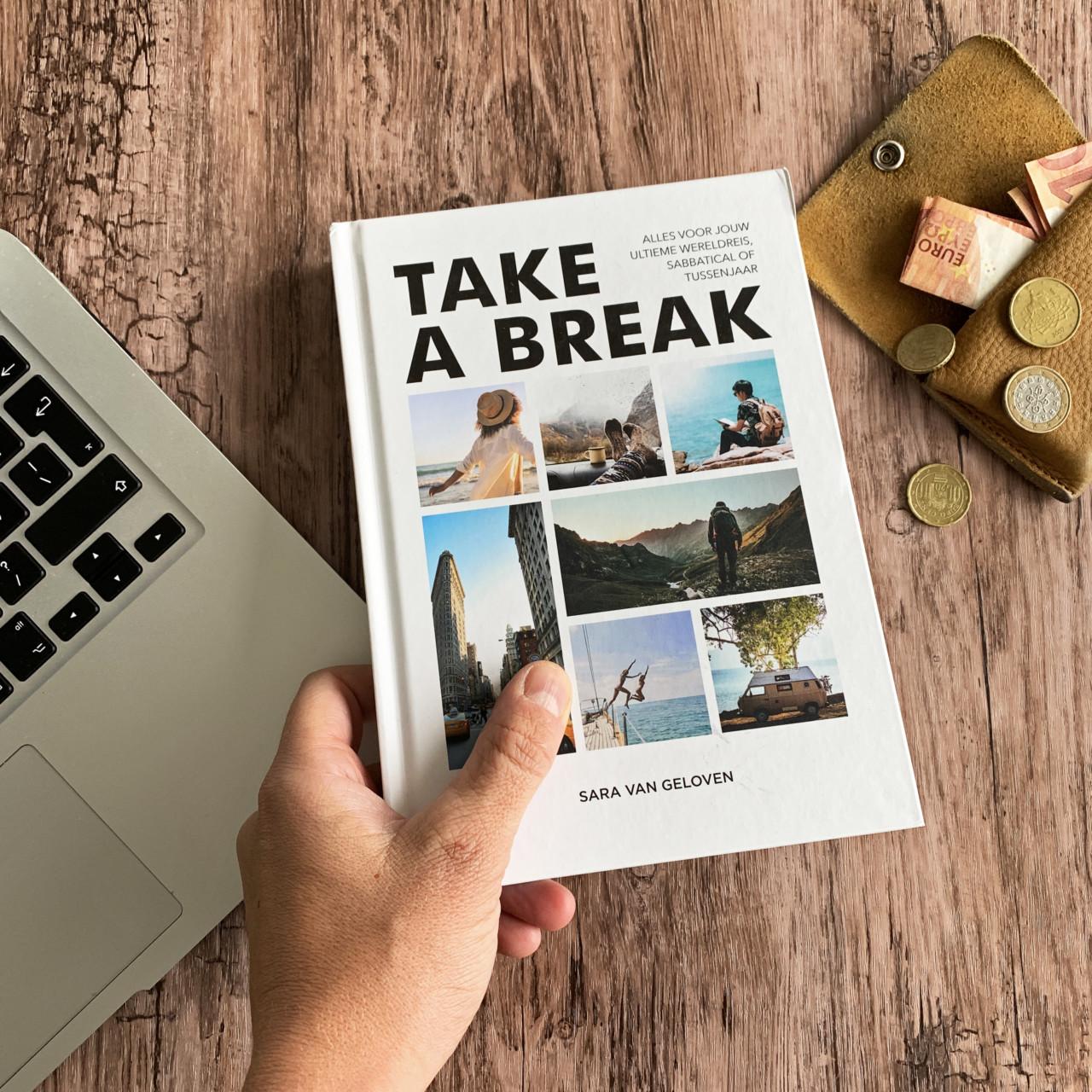Take a break: voor lange tijd op reis