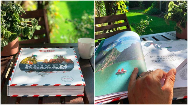reisinspiratie boek trotter reizen