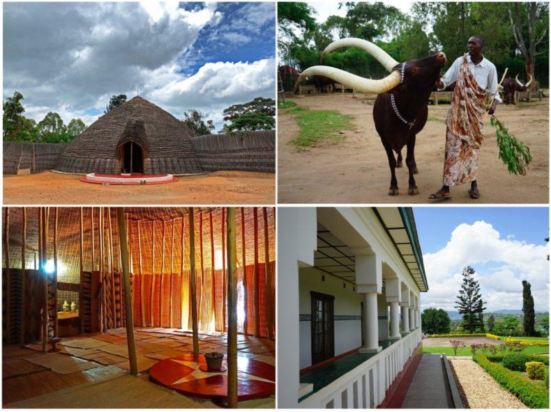 royal palace huye rwanda