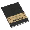 luxe notitieboek zwart, waterproof
