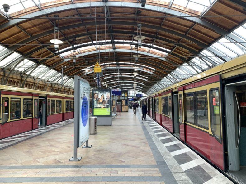 openbaar vervoer berlijn stedentrip