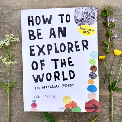 Doeboek: How to be an explorer – Keri Smith