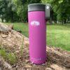 microlite twist thermosfles roze