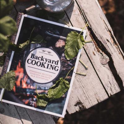 Backyard cooking – outdoor kookboek