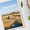 boek Nederland reisreport
