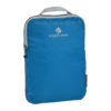 compressie packing cube blauw full