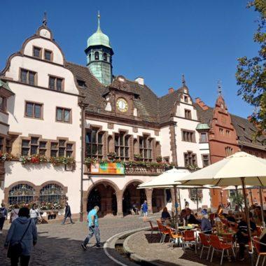 Freiburg im Breisgau: Ontdek de zonnigste stad van Duitsland