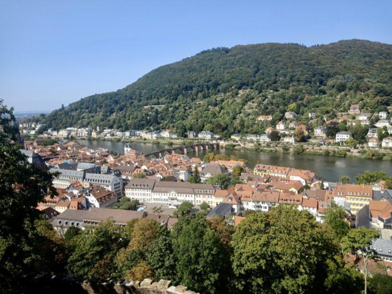 Heidelberg bezienswaardigheden