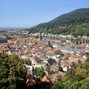 Een historische stedentrip naar het Duitse Heidelberg