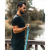 biceps oefening sport elastiek