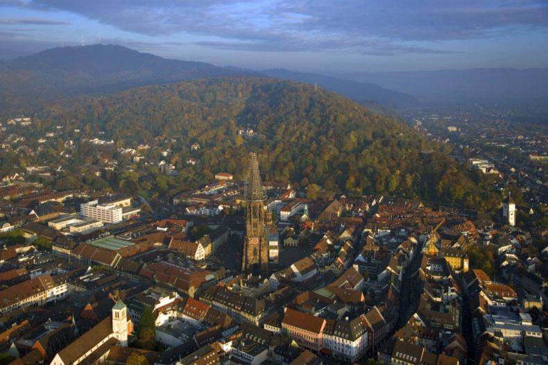 Freiburg zuid-duitsland