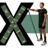 weerstand elastiek groen