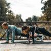 pushups weerstandsband
