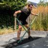 sport elastiek oefening