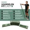voordelen fitelastix fitness elastiek