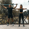 weerstandsband fitness elastiek