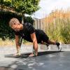 weerstandsband pushups