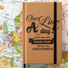 One line a day travel dagboekje