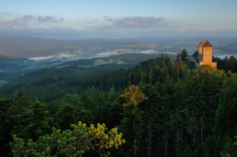 Kasperk boheems woud tsjechië