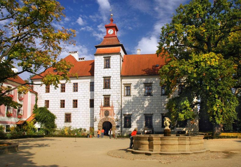kasteel Trebon, Tsjechië