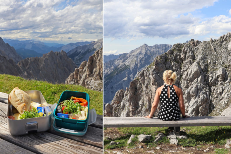 Nordkette picknick seegrube