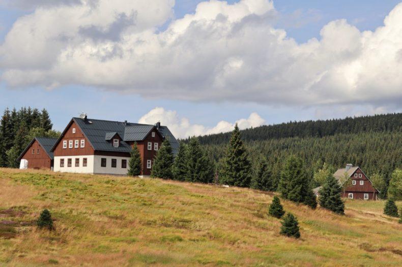 ijzergebergte tsjechie, jizerka