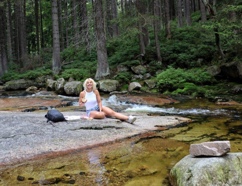 mumlava waterval picknick reuzengebergte