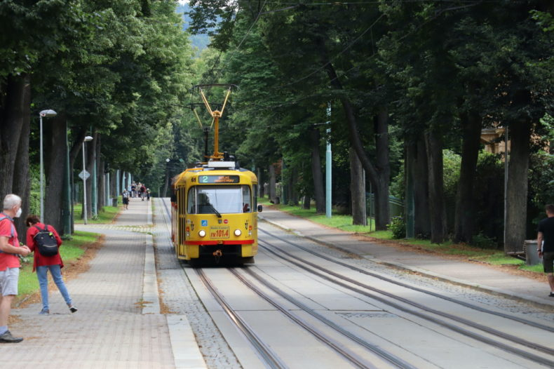 tram liberec tsjechie tips