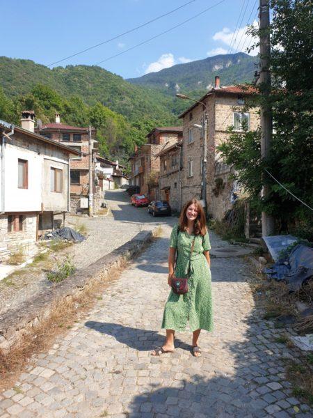 reizen bulgarije - bachkovo town