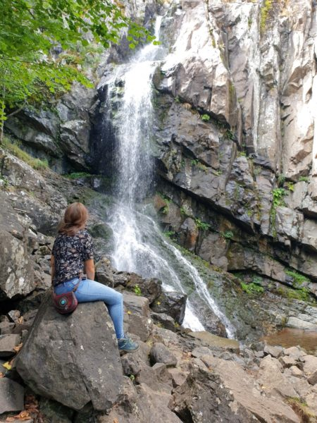 reizen naar bulgarije - waterval boyana