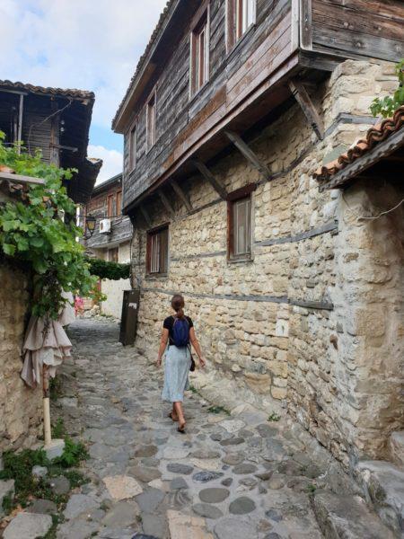 bulgarije vakantie - nessebar old town