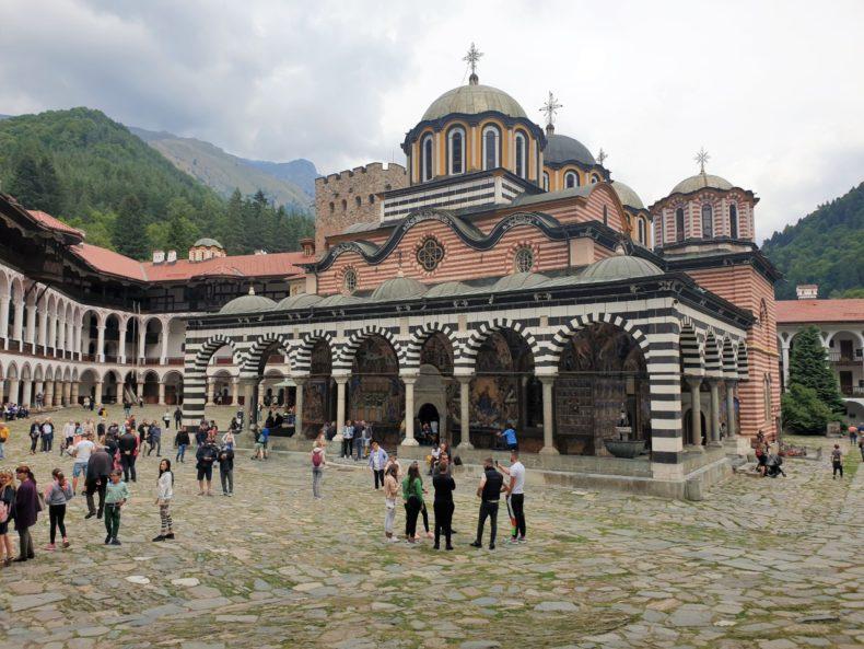 reizen naar bulgarije - rila monastery