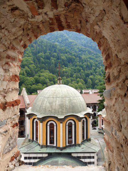 bezienswaardigheden bulgarije - rila klooster 2