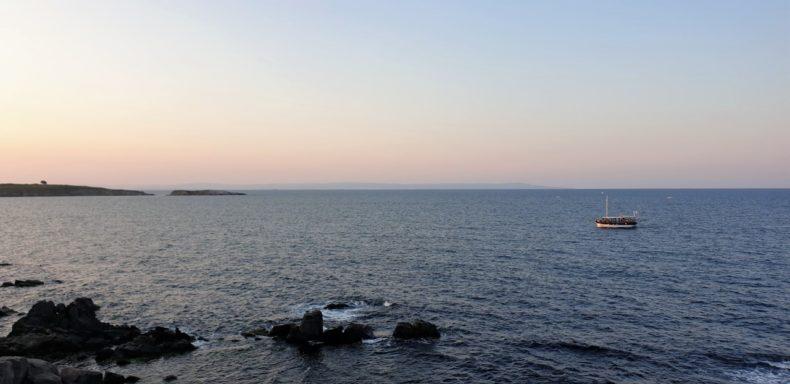 rondreis bulgarije - sozopol strand